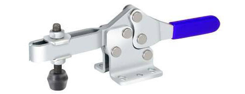 80055 Northwestern Horizontal Toggle Clamp Lot//2 Clamps 750 lbs