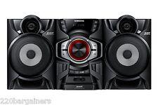 Samsung NEW DVD Stereo System PAL/NTSC 110/220 Volt USE WORLDWIDE MX-F630DB