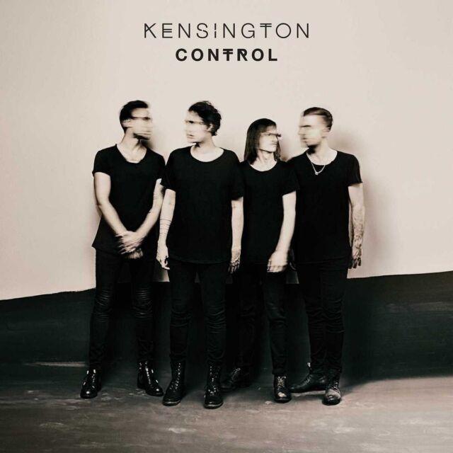 KENSINGTON - CONTROL   CD NEW!