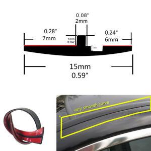 Randdichtung-Auto-Windschutzscheibe-Schiebedach-9M-Dichtungsstreifen-wasserdicht
