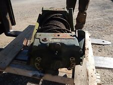 2.5 ton Military Truck Winch M35A2 series Garwood 10000lbs  M35 M36A2 For Parts