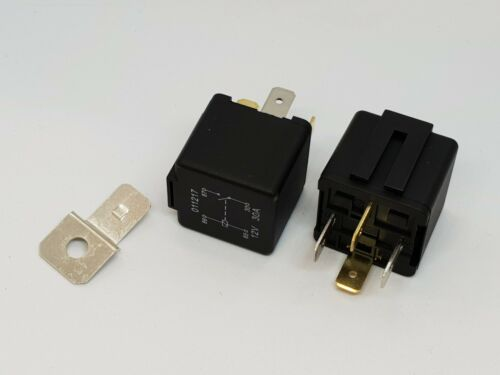 Quality Relay 12V 30 Amp 4 Pin Normally Open Contact