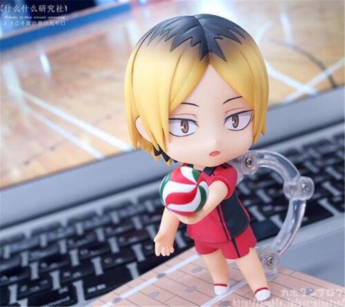 GSC Nendoroid 605 Haikyuu 2 Haikyu Kenma Kozume PVC Action Figure Figurine NB