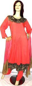 Shalwar-kameez-eid-pakistani-designer-salwar-sari-abaya-hijab-peach-suit-uk-16