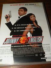 dvd  JOHNNY ENGLISH  mr bean  très bon état