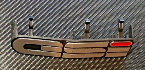 VAUXHALL NOVA Mk2 GSI riproduzione GRILL BADGE