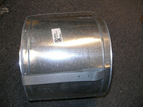"""Monessen Martin SCS Chimney Support 8/"""" Inner 10/"""" Outer Pipe x 10/"""" New"""