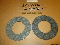Brake Lining Kit Sc, Vac, S, Va Series Case Tractor