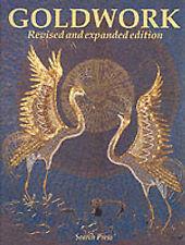 Goldwork By Valerie Campbell-Harding, Jane Lemon, KIT PYMAN (libro in brossura, 1995)