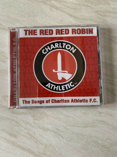 Various Artists - Red Red Robin (2000) Charlton Athletic CD
