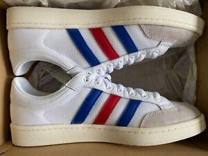 Adidas Originals Americana Low mens shoes EF2508 Casual Street White red blue