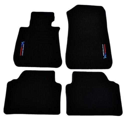 Heute Velours Edition Fußmatten passend für BMW 3er E90 E91 ab Bj 2005