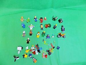 Figuras Lego x 16 + Otras Partes
