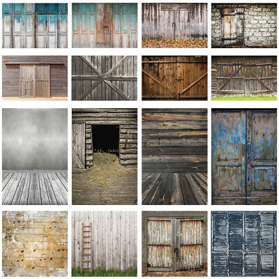 Old Brick Wall Photo Booth Backdrop with Wood Floor Rustic Brick Wall Background Brick Wall for Birthday Party Decoration 8x8ft 009