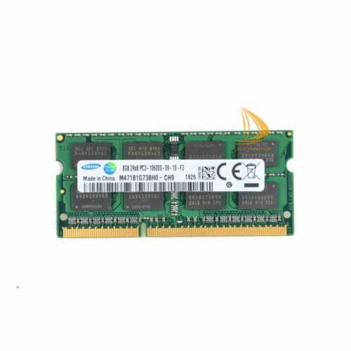 10600S Laptop Memory DDR3 12800L LOT 100PCS Samsung 8GB 2RX8 DDR3L 12800S