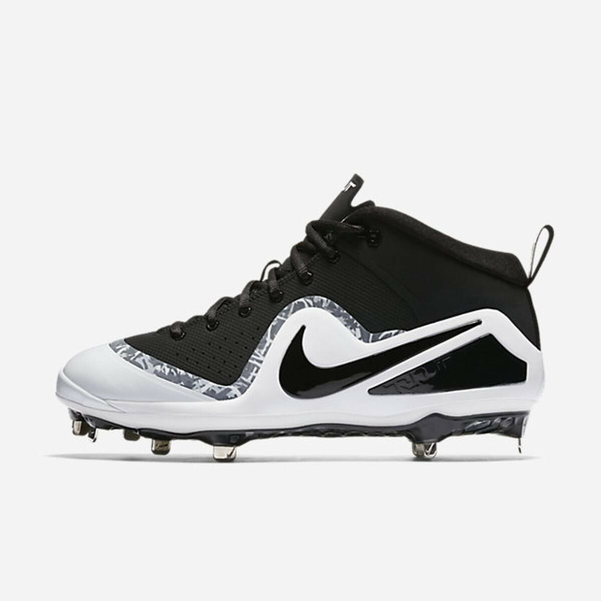 Hot Fashion Nike Force - Zoom Trout 4 917837-001,Black/White/Black/Black - Force NIB a7eea7