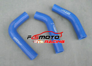 BLUE-KIT-For-YAMAHA-RD250-RD-250-350-RD350-LC-4L0-4L1-Silicone-Radiator-Hose