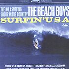 Surfin' Safari/Surfin' U.S.A. [Remaster] by The Beach Boys (CD, Mar-2001, Capitol/EMI Records)