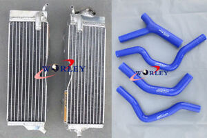 for HONDA CR500 CR500R CR 500R 1985-1988 1986 1987 88 87 Aluminum radiator