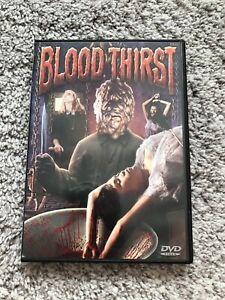 Blood-Thirst-DVD-2004-Rare-Horror-Movie-1964-B-amp-W-74-minutes