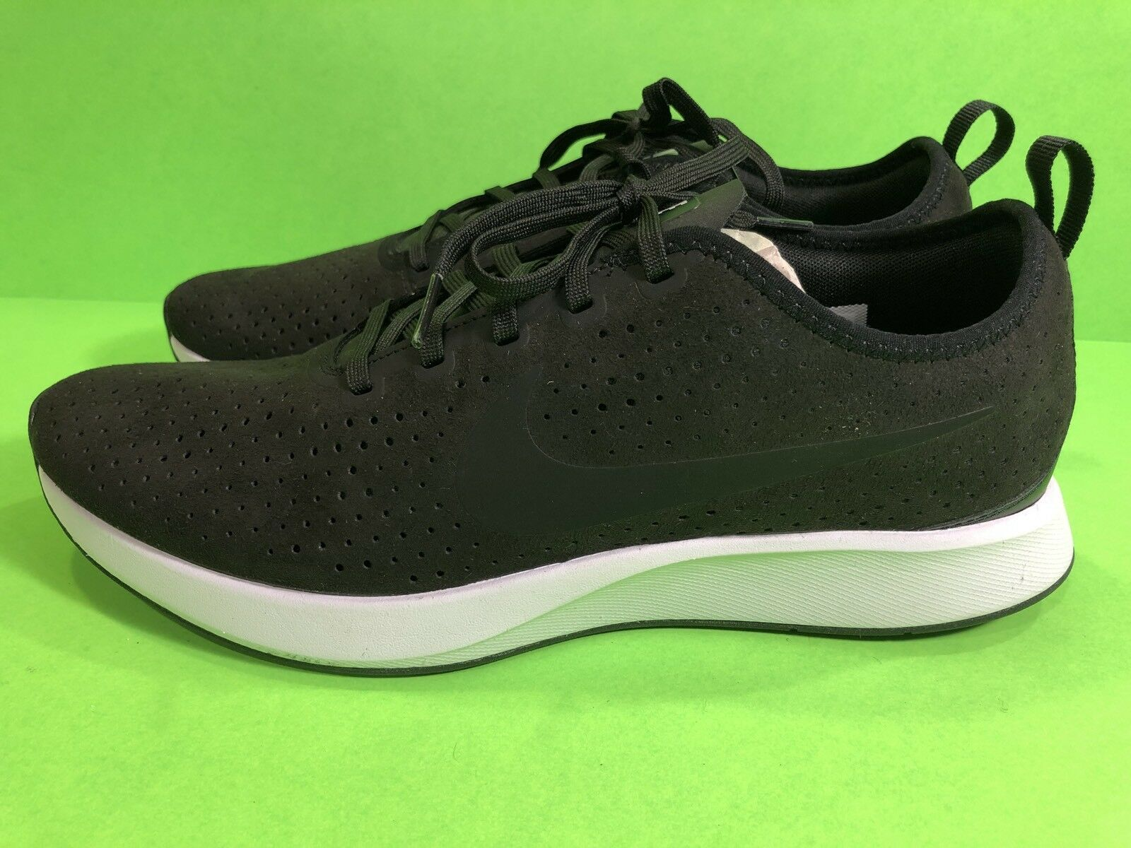 New Nike DualTone Racer Premium 9.5 Color Black White Free Shipping 924448-002