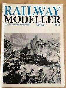 May 2019 issue Railway Modeller Magazine