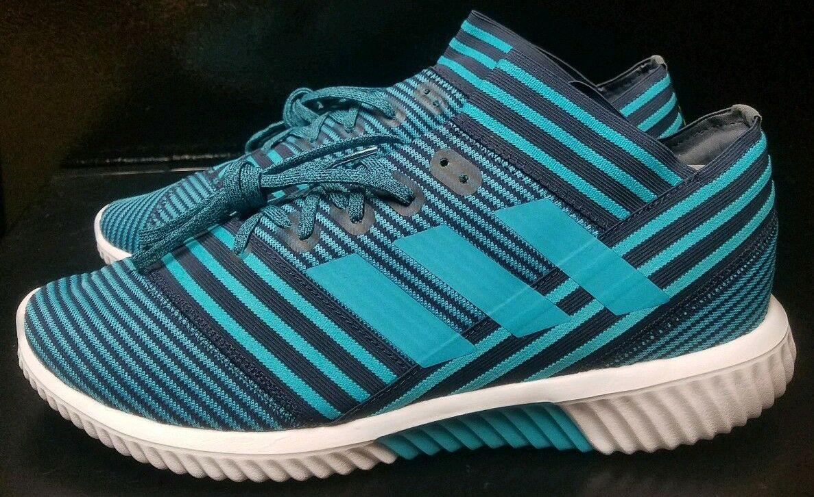 the latest f0017 08464 Adidas Nemeziz Tango 17.1 TR Trainer New shoes shoes shoes Size 12 Legend  Ink bluee BY2306