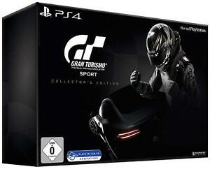 PS4-Spiel-Gran-Turismo-Sport-Collector-039-s-Edition-VR-kompatibel-NEUWARE