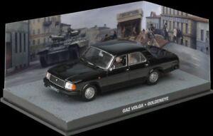 James-Bond-007-Coleccion-GAZ-Volga-Coche-Goldeneye-diarama-pantalla-1-43