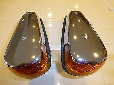 VW Bug Front Turn Signals 70-79 Amber Beetle front turn signal Super Beetle PR