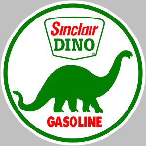 Sinclair Gasoline Oil Decal Sticker Choose Size 3M LAMINATED BUY 3 GET 1 FREE