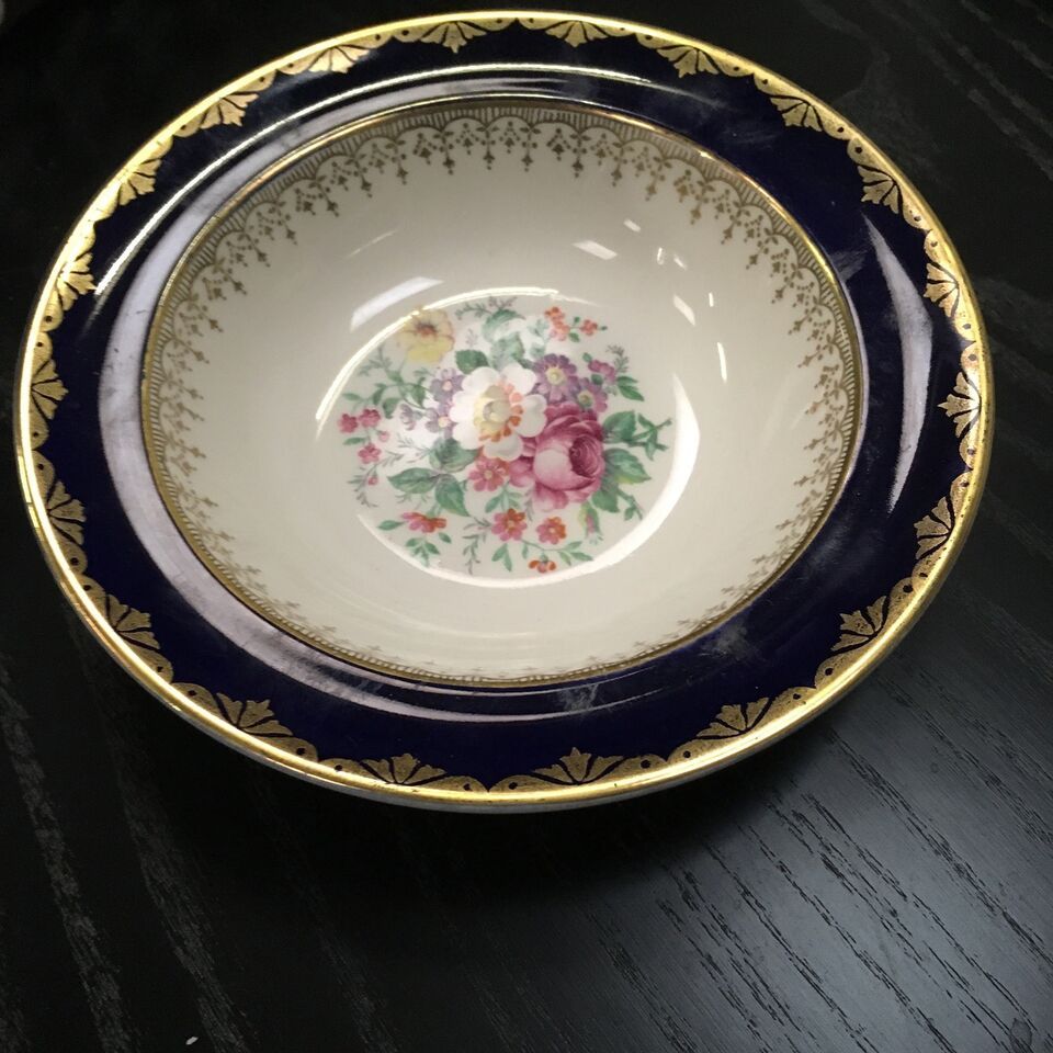 Porcelæn, Skål, Johnson Bros England