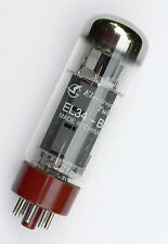 EL34 EL34B Valve for Marshall & other guitar / HiFi amplifiers 6CA7 Tube
