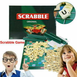 Original-Scrabble-Board-Game-Family-Kids-Adults-Educational-Toys-Puzzle-Game-UK