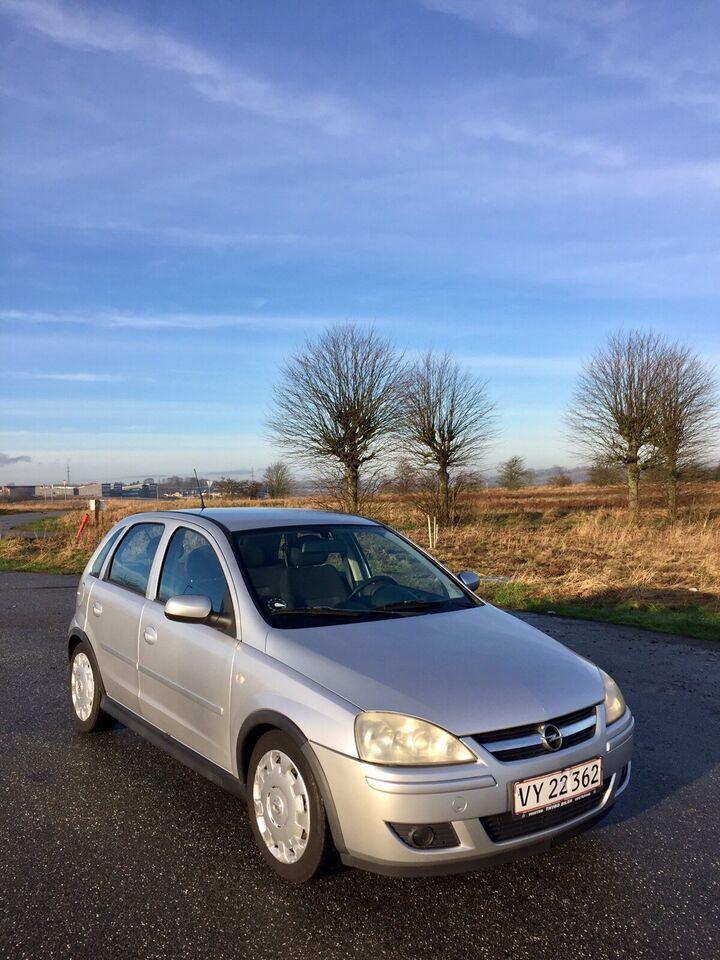 Opel Corsa, 1,7 DTi Cosmo, Diesel