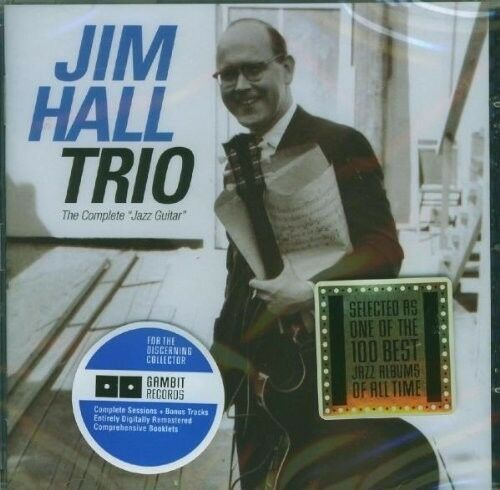 Jim Hall - Complete Jazz Guitar [New Vinyl LP] Ltd Ed, 180 Gram, Spain - Import