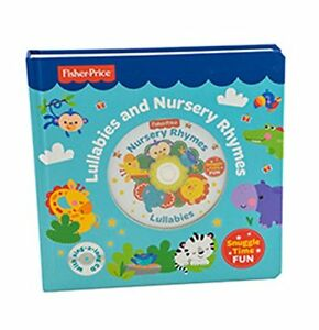 Image Is Loading Fisher Price Lullabies Amp Nursery Rhymes With Cd