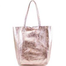 4645144a4c item 8 Ladies Italian Soft Real Genuine Leather Shopper Tote Women Designer  Bag Handbag -Ladies Italian Soft Real Genuine Leather Shopper Tote Women ...