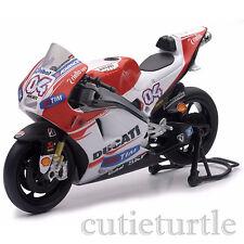 New Ray MotoGP 2015 Ducati Desmosedici Bike 1:12 57723 Andrea Doviziozo #04