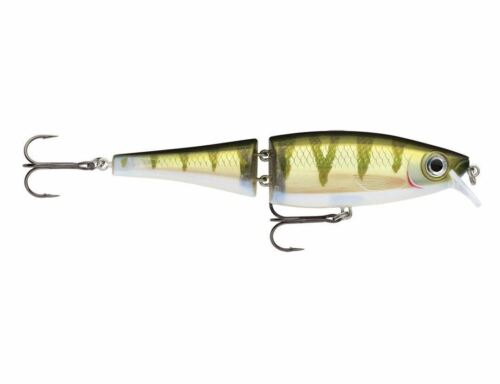 Rapala BX® Swimmer Jointed Slow Sinking Fishing Lure 12cm 22g Various Colours