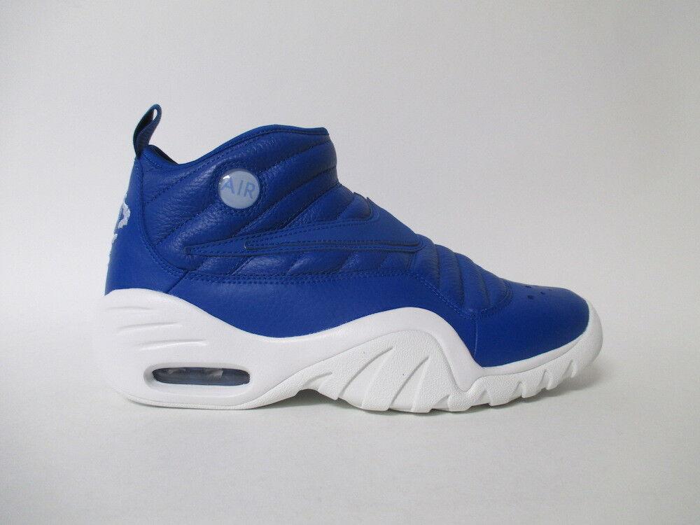 Nike Air Shake Ndestrukt Royal Blue Jay Dennis Rodman Sz 11 880869-401