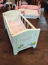 VINTAGE 1950'S VOGUE GINNY GINNETTE DOLL BED