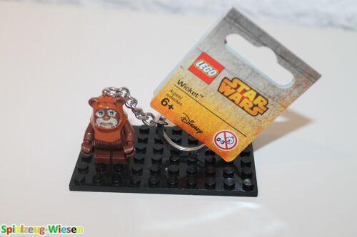 NEU /& OVP LEGO® STAR WARS™ Schlüsselanhänger 853469 Wicket™