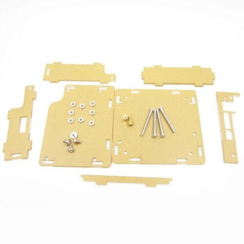Transistor Testeur nductor Condensateur équivalent résistance série compteur M328 Shell Case