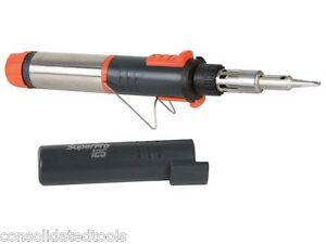 LIMITED-DEAL-OFFER-PORTASOL-SUPER-PRO-MK2-CORDLESS-GAS-SOLDERING-IRON-TOOL-SP-1