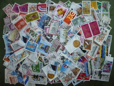 DemüTigen Über 500 Briefmarken Papierfrei #5 Moderater Preis Nachlässe & Wunderkisten Diverse Philatelie