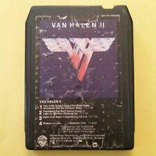 VAN HALEN II 8 Track Tape 1979 Warner Bros W8 3312