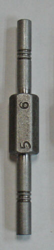 New Clock Mainspring Let Down Key Chucks Choose from 9 Sizes!