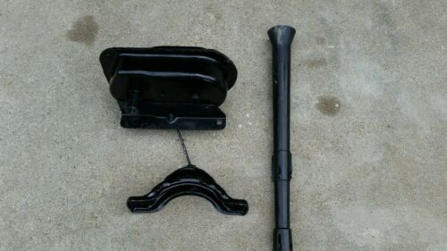 97 98 99 00 01 02 03 04 Ford F150 Spare Tire Carrier Winch Hoist