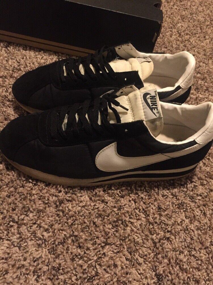 Nike Cortez 3 1997 OG Black White Size 13 No:97011